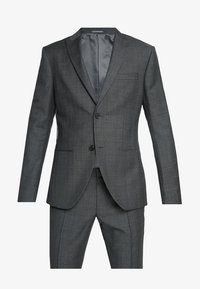 Isaac Dewhirst - SUIT CHECK - Kostuum - dark grey - 11