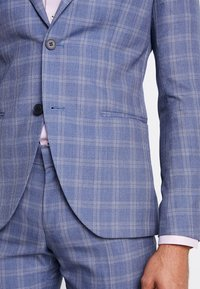 Isaac Dewhirst - FASHION SUIT CHECK - Costume - navy - 7