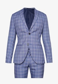 Isaac Dewhirst - FASHION SUIT CHECK - Costume - navy - 10
