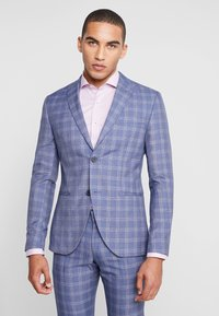 Isaac Dewhirst - FASHION SUIT CHECK - Costume - navy - 2
