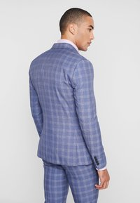 Isaac Dewhirst - FASHION SUIT CHECK - Costume - navy - 3