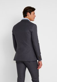 Isaac Dewhirst - FASHION SUIT CHECK - Oblek - blue - 3