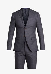 Isaac Dewhirst - FASHION SUIT CHECK - Oblek - blue - 10