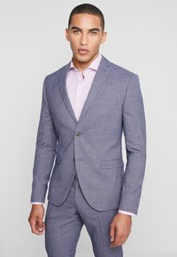 Isaac Dewhirst - FASHION STRUCTURE SUIT - Suit - blue - 2