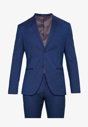 FASHION SUIT - Oblek - blue