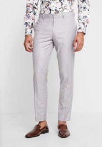 Isaac Dewhirst - FASHION SUIT - Suit - light grey - 4