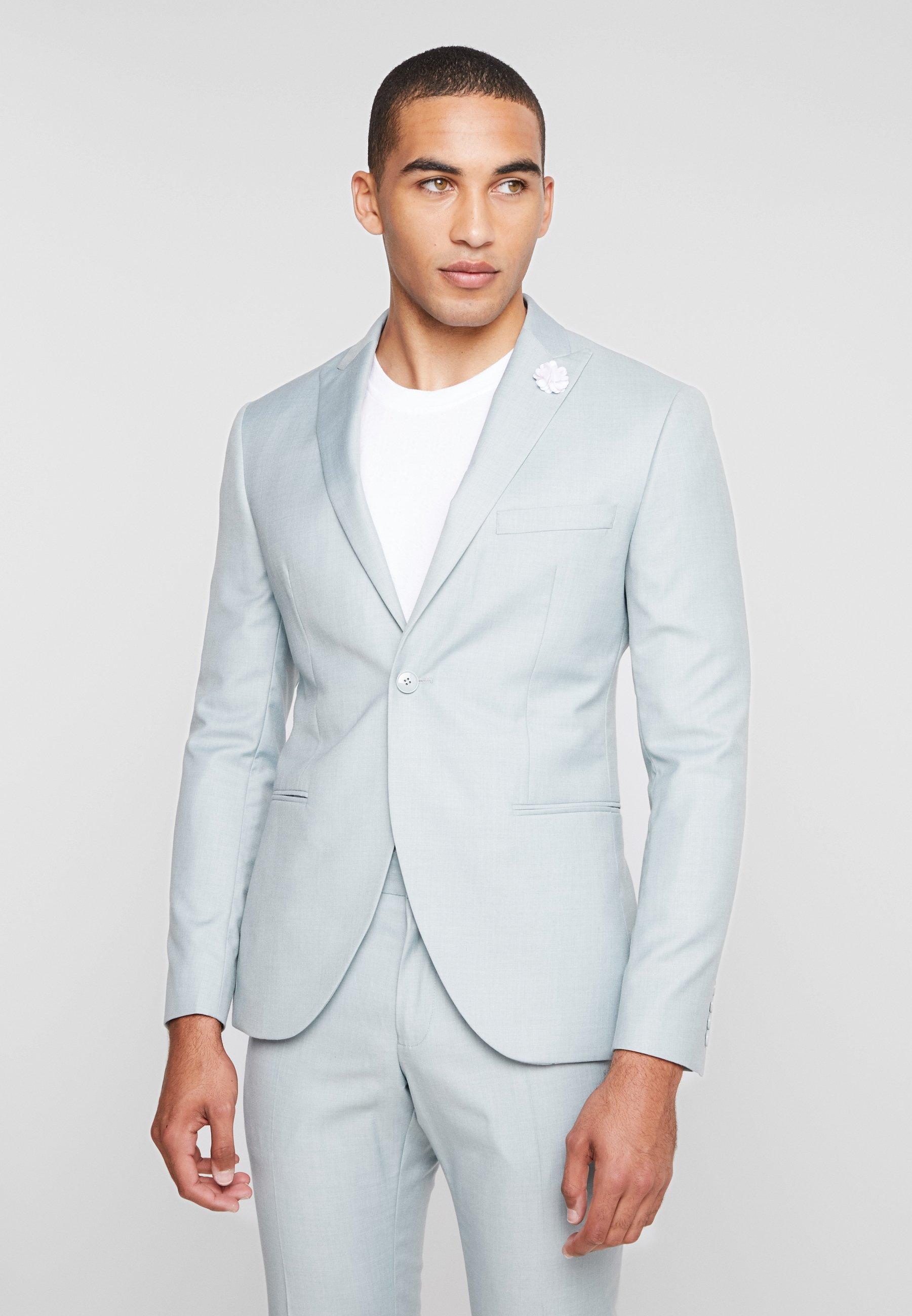 Wedding Light Green SuitCostume Isaac Dewhirst uZOkiPX
