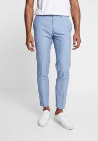 Isaac Dewhirst - WEDDING SUIT - Completo - light blue - 4