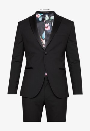 BASIC TUX - Oblek - black