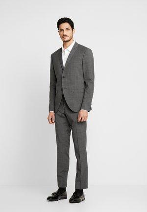 PUPPYTOOTH SUIT - Suit - dark grey