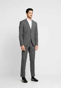 Isaac Dewhirst - PUPPYTOOTH SUIT - Garnitur - dark grey - 1