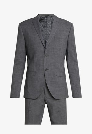 PUPPYTOOTH SUIT - Suit - dark grey