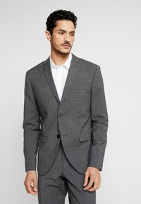 Isaac Dewhirst - PUPPYTOOTH SUIT - Garnitur - dark grey - 3