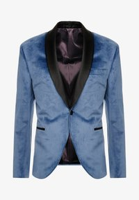 Isaac Dewhirst - TUX JACKET - Veste de costume - dusty blue - 5