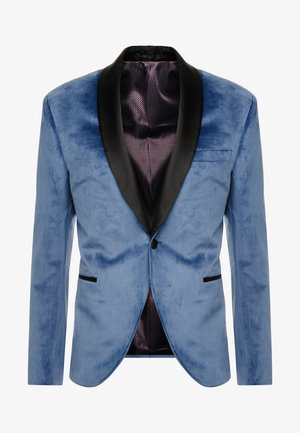 TUX JACKET - Veste de costume - dusty blue
