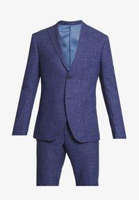 Isaac Dewhirst - TEXTURE SUIT - Kostuum - blue - 7