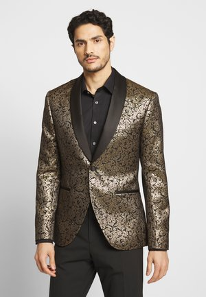 Blazer jacket - gold