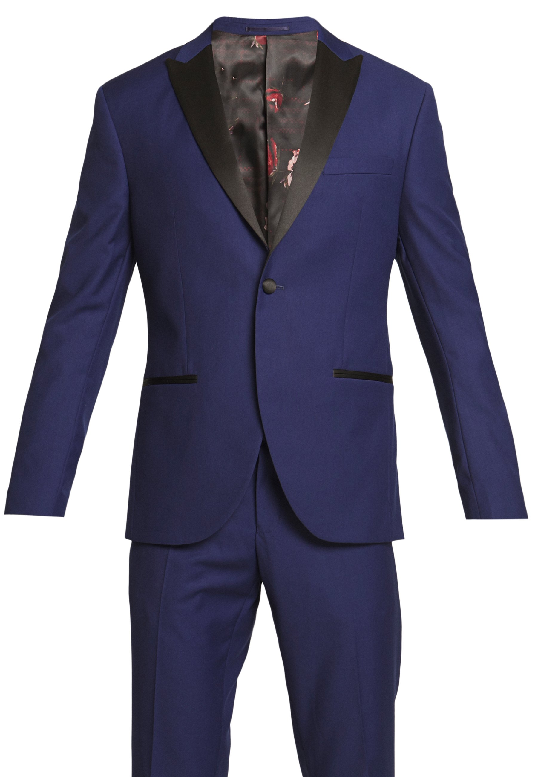Isaac Dewhirst Tux - Completo Blue bk76R