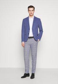 Isaac Dewhirst - Blazer - blue - 1