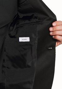 Isaac Dewhirst - FLORAL - Blazer jacket - black - 4