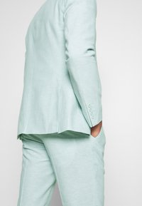 Isaac Dewhirst - PLAIN WEDDING - Suit - mint - 7