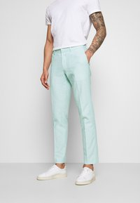 Isaac Dewhirst - PLAIN WEDDING - Suit - mint - 4