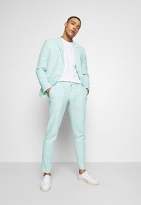 Isaac Dewhirst - PLAIN WEDDING - Suit - mint - 1