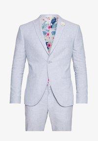 Isaac Dewhirst - PLAIN WEDDING - Garnitur - blue - 10