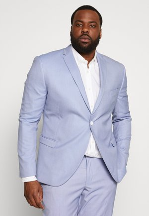 BIRDSEYE SUIT PLUS - Garnitur - blue