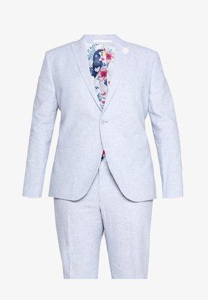 PLAIN WEDDING PLUS - Garnitur - blue