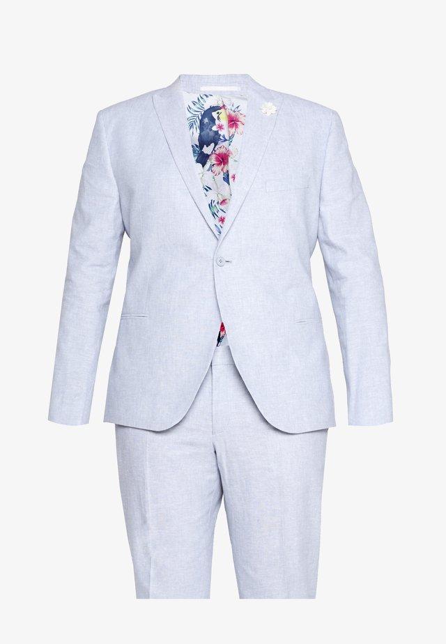 PLAIN WEDDING PLUS - Suit - blue