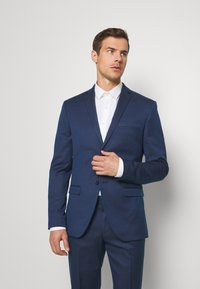 Isaac Dewhirst - Suit - dark blue - 2