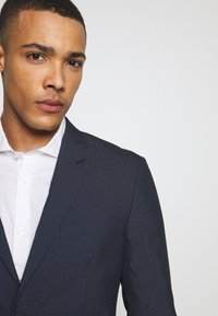 Isaac Dewhirst - RECYCLED NAVY TEXTURE - Suit - dark blue - 6