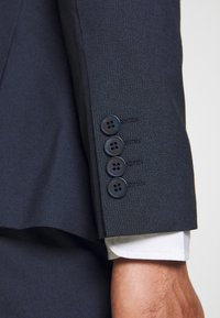 Isaac Dewhirst - RECYCLED NAVY TEXTURE - Suit - dark blue - 10