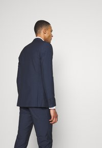 Isaac Dewhirst - RECYCLED NAVY TEXTURE - Suit - dark blue - 3