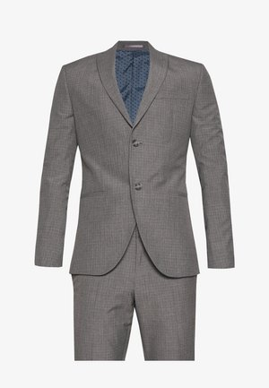 RECYCLED MID TEXTURE - Completo - grey