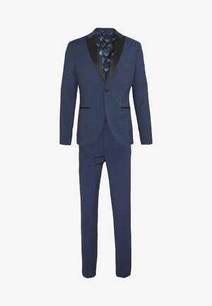 CHECK TUX - Completo - dark blue