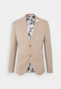 Isaac Dewhirst - WEDDING COLLECTION - SLIM FIT SUIT - Suit - beige - 2