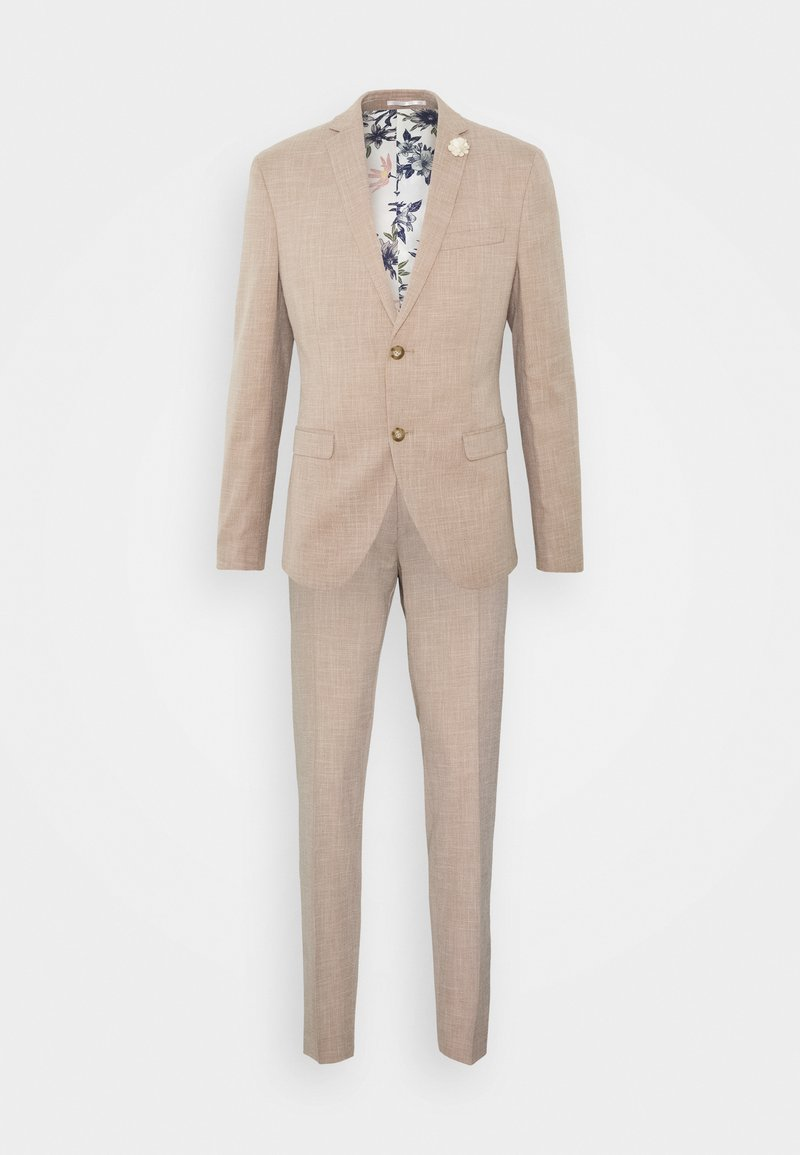 Isaac Dewhirst - WEDDING COLLECTION - SLIM FIT SUIT - Suit - beige
