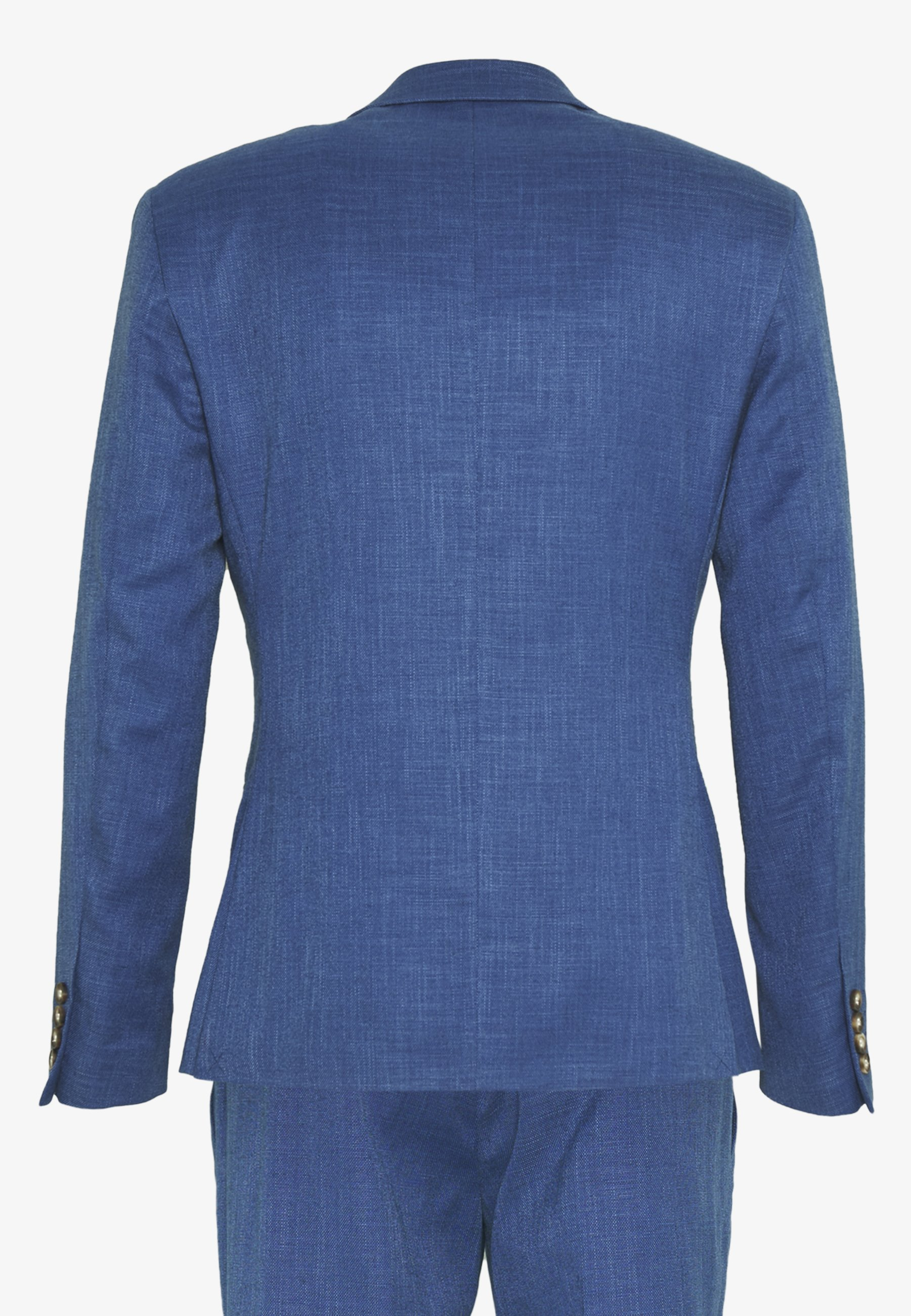 Isaac Dewhirst Wedding Suit - Kostym Blue
