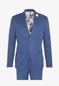 Isaac Dewhirst - WEDDING COLLECTION - SLIM FIT SUIT - Garnitur - blue - 0
