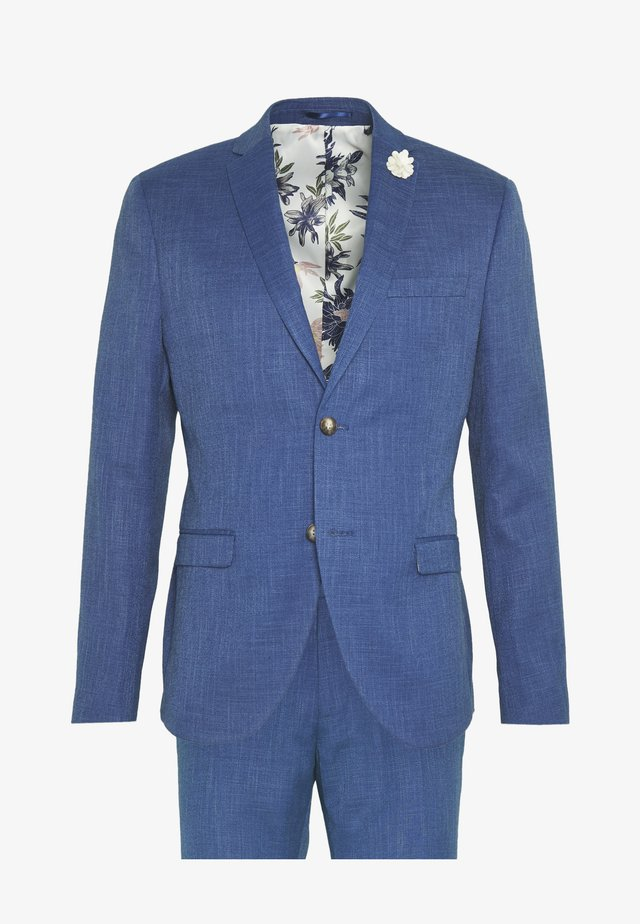 WEDDING SUIT  - Suit - blue