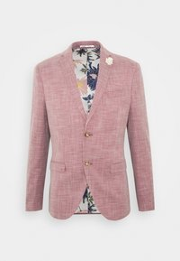 Isaac Dewhirst - WEDDING COLLECTION - SLIM FIT SUIT - Costume - pink - 2