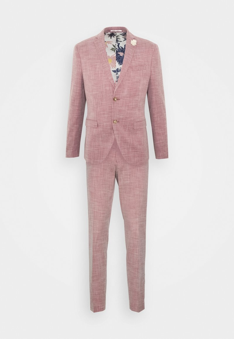 Isaac Dewhirst - WEDDING COLLECTION - SLIM FIT SUIT - Costume - pink
