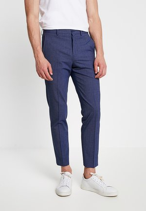 TROUSER - Trousers - blue