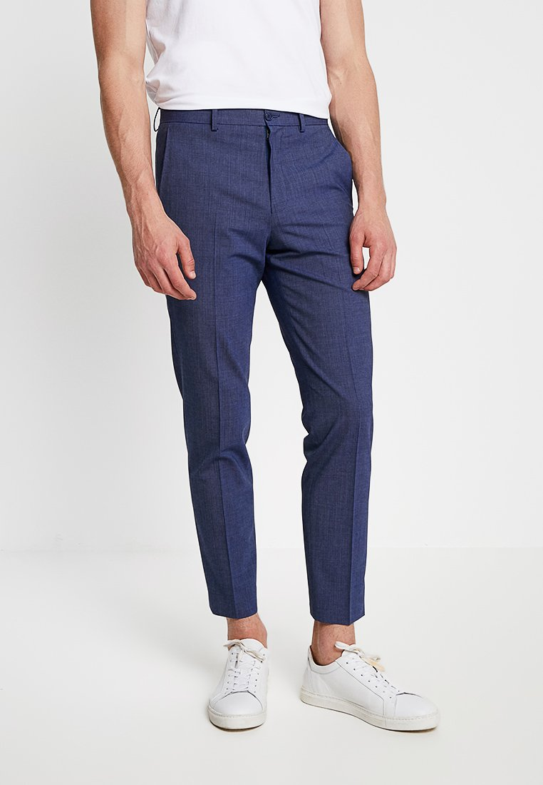 Isaac Dewhirst - TROUSER - Trousers - blue