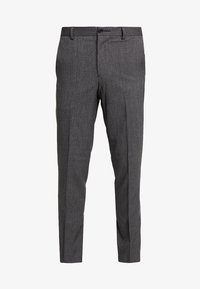 Isaac Dewhirst - TROUSER SALT PEPPER - Dressbukse - dark grey - 4
