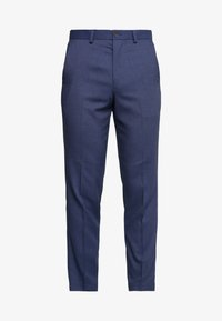 Isaac Dewhirst - STAND ALONE BIRDSEYE - Suit trousers - blue - 4