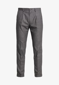 Isaac Dewhirst - STAND ALONE CHECK - Suit trousers - grey - 4
