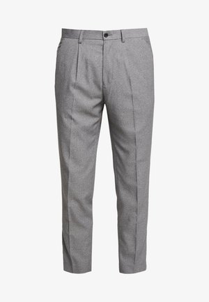 TROUSER - Trousers - mid grey